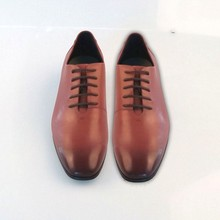 handmade genuine leather shoes/leather shoes manufacturer