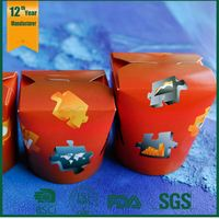 paper box for noodle,food delivery boxes,hot food packaging box