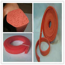 high temperature silicone sponge rubber