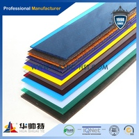 ten years guarantee Polycarbonate Sheets with UV protection