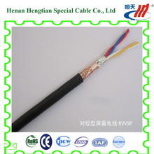 twisted pair shield electric cable wire, 0.75 SQ.mm shield cable wire