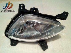 auto parts Hyundai i10 2012 fog light car body parts Hyundai i10 spare parts