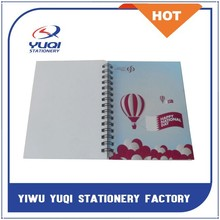 High Quality Customize Paper Notebook,School Notebook, Spiral Notebook Wholesale