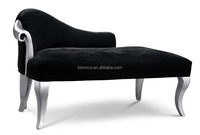 Chaise, Chaise Lounge, Living Room Fabric Chaise