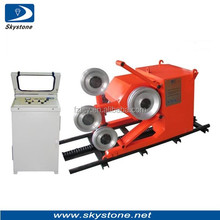 Reliable quality Wire Saw Machine for Concrete cutting and stone cutting-TSY11G/15G