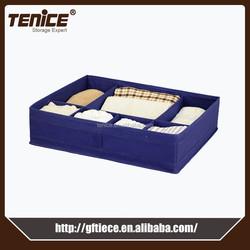 Tenice 2015 Houseware fashion compartment underwear storage box, bra storage box