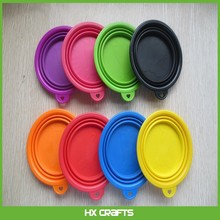 Silicone and 100% Safe The Ultimate Travel, Camping, Baby & Pet Bowls, Foldable Bowl