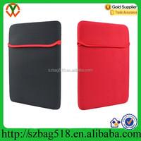 customized USA neoprene laptop sleeve wholesale 15.6