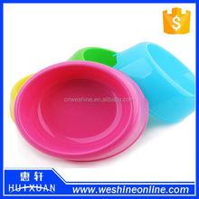 Pet Slow Feed Bowl Feeder Dish Dog Cat Bowl Water Bowl Box Tool Food Anti Down