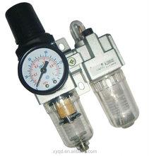 China factory sell AC filter/regulator/lubricator Air Source Treatment unit