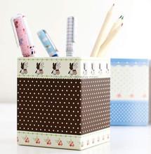 Taiwor OEM ODM Custom Design Square Cardboard Paper Pen Display Box