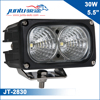 Waterproof High Power 5.5 Inch 30w Led Work Light, Off Road Vehicle Light JT-2830