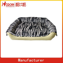 COO-2009 waterproof fabric dog bed new pet products for dog round bed