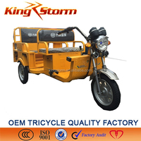 3000w passenger electrical tricycle for adults