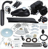 Petrol Mopeds Bicycle Engine Kit, ZMN Biciclate Engine Kit Gas Motor 50cc