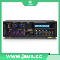 factory direct karaoke professional digital echo mixer amplifier