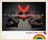The Fashion And Safe Leather Dog Harness For Wholesale Products