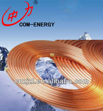 Refrigeration Part Copper Coil For Air Condition