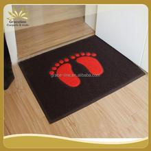 PVC Cushion mat with foot design