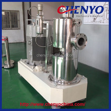 factory industrial High speed ice cream cake emulsifier vacuum homogenizing emulsifying mixer mixing machine