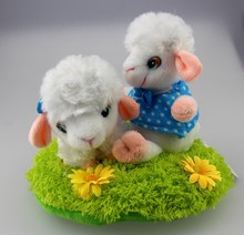mini plush toy sheep toys sheep lamb