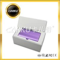 Hot external battery backup power bank univesal portable power bank 5V2A for PC 6000mAh