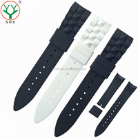 New Model Silicon Strap Very Cheap Waterproof Silicon Wrist Watch Band