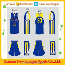 Bottom price new coming newly basketball practice jersey/short