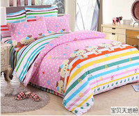 Wholesale printed bedding fabric home choice fashion pattern bedding