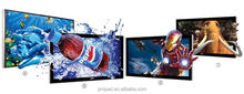Glass-free 3D naked 3D display with wifi CE CF AD player