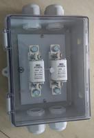 waterproof solar battery box