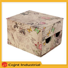 hot-sale led make up light paper box