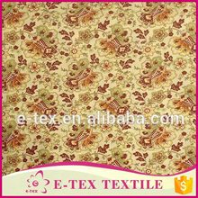 Fabric and textile supplier Latest design Breathable Woven organic poplin