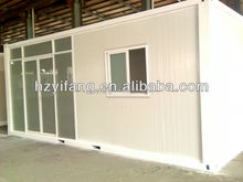 Container Homes for workers accommodations
