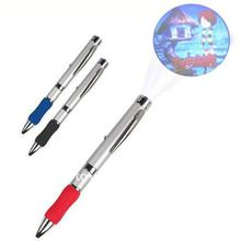 costomised logo projection LED light pens