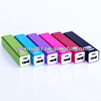2014 alibaba mobile power bank mobile power pack battery Made in china