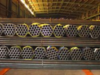 erw pipe standard dimension steel pipe