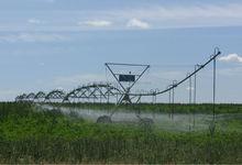 Valley type Center Pivot irrigation system