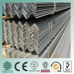 Carbon steel angle bar for cable construction High Quality Construction Equal and Unequal Hot Dip Galvanized Steel Angle