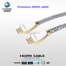 CHOSEAL Latest HDMI Cable for PS, HDTV, XBOX 1/360 - HDMI Cord With Filter and Ethernet Support 2.0v/ 1.4v