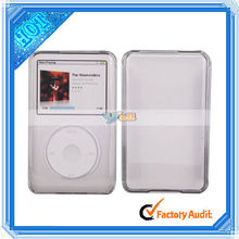Wholesale! For iPod Classic Crystal Plastic Case 80GB 120GB (IG402)