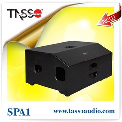 professional car speakers and subwoofers