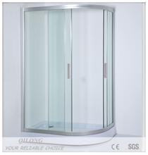 2015 bathroom design glass shower enclosures irregular shower room