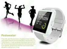 Smart Watch automatic inflate blood pressure monitor