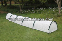 garden tunnel greenhouse/garden used greenhouses for sale