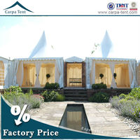 Elegant 6mx6m wholesale gazebo, party pagoda romantic tent retail