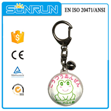 promotion product 3m soft reflector keychains