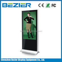 indoor or outdoor 42 inch all in one pc touch screen lcd player in car advertising players for lcd advertising player