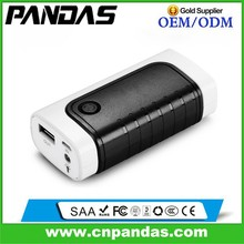 CE FCC ROHS approved mobile powerbank for promotion