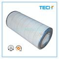 Alto Rendimiento material de filtro de aire industrial